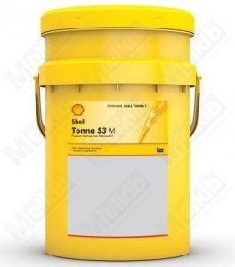 Shell Tonna S3 M 220 Tonna S 220 olej do prowadnic