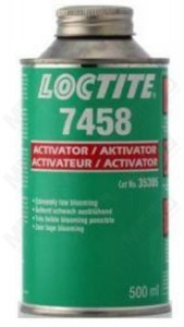 LOCTITE SF 7458 do CA 500 ml x10szt