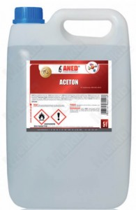 Aceton techniczny 5l Aned