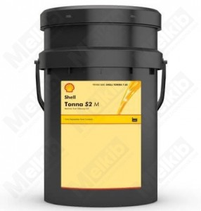 Shell Tonna S2 M 68 Tonna T 68  olej do prowadnic